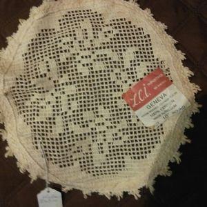 Vintage Crocheted Dollie